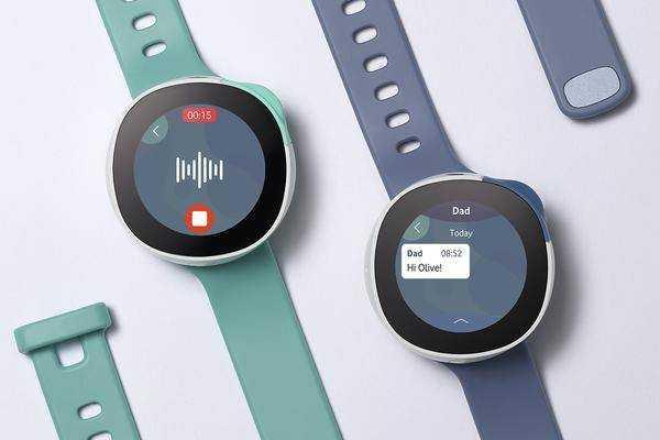 Neo: Vodafone Présente Des Smartwatches Pour Enfants Avec Des Motifs