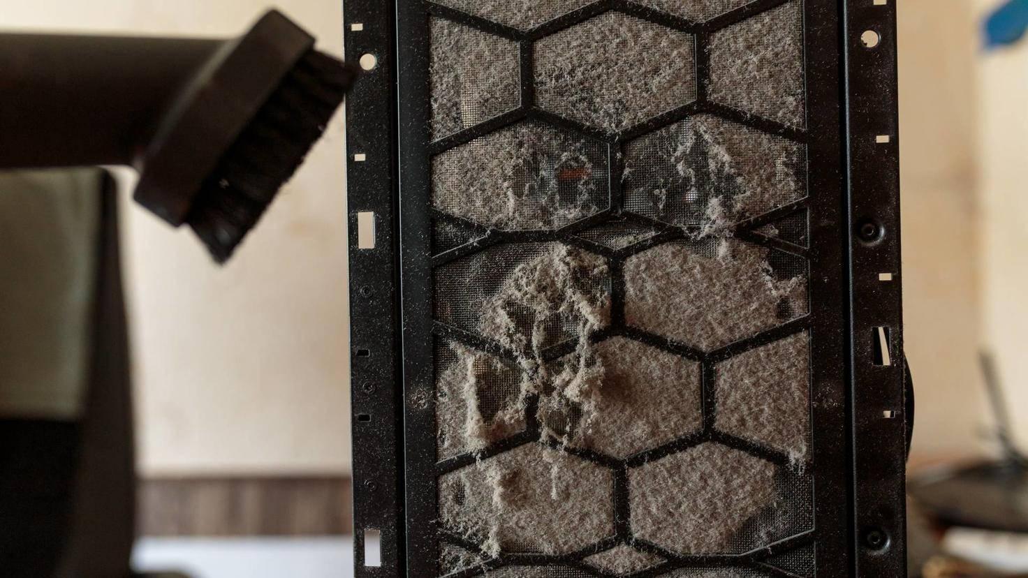 Filtre à poussière PC