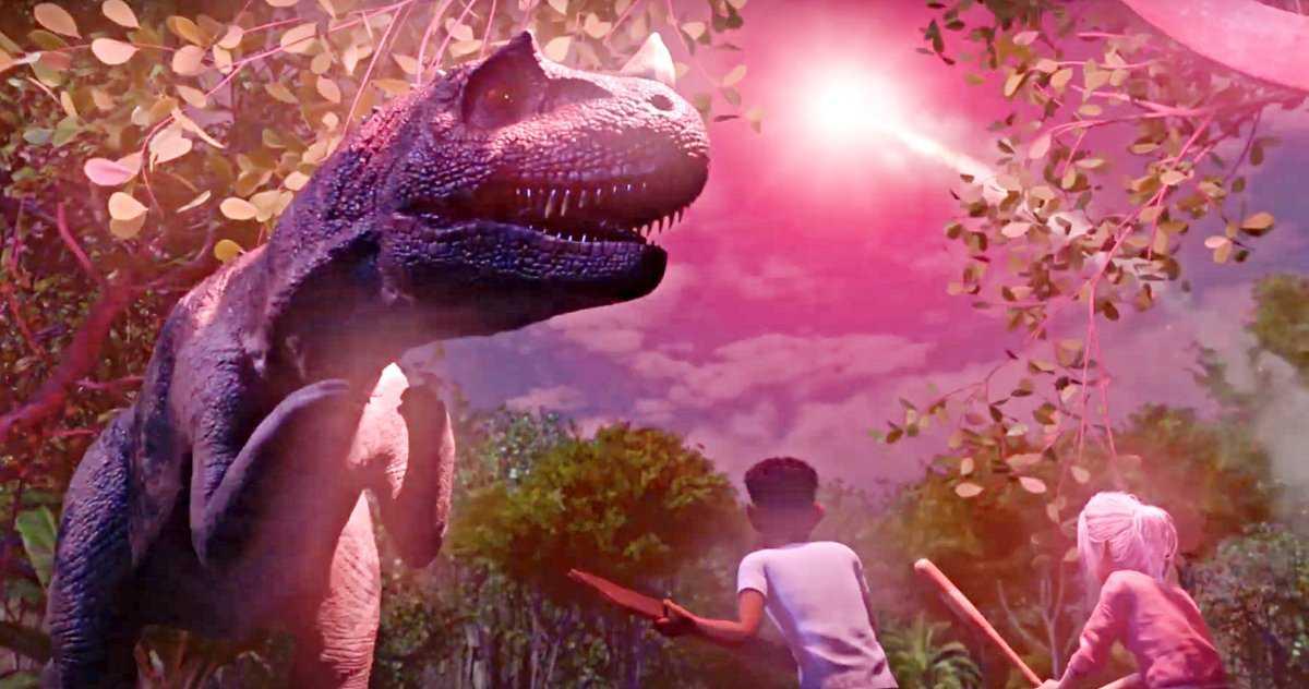New Jurassic World: La Bande Annonce De La Saison 2 Du