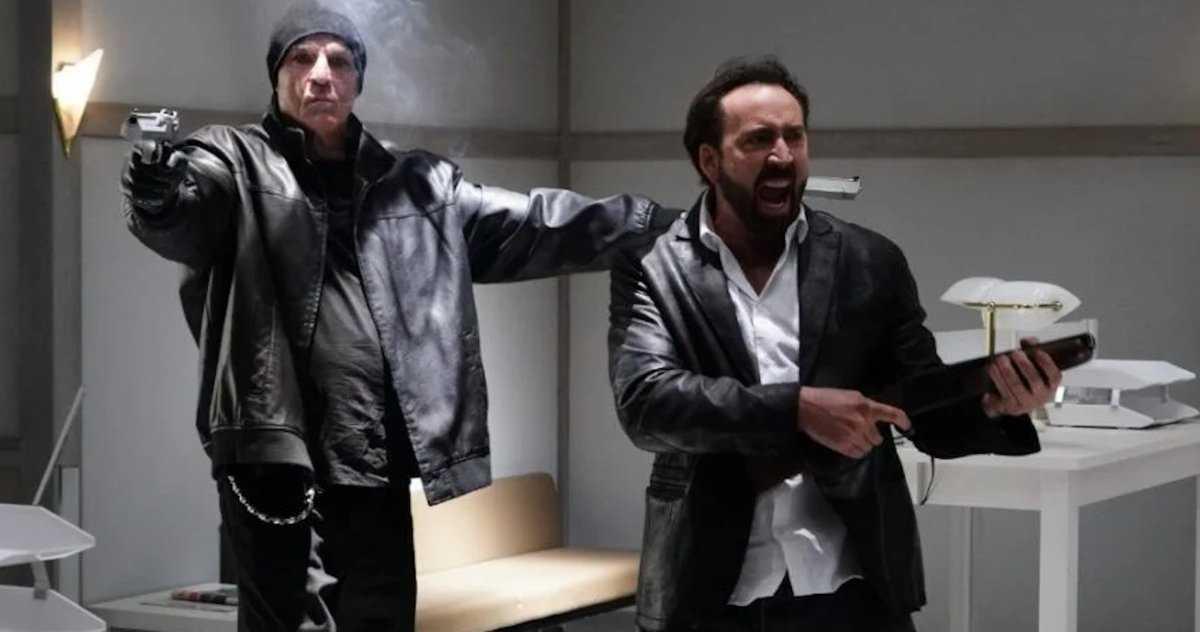 Nicolas Cage Combat Une Malédiction Maléfique Dans Un Premier Regard