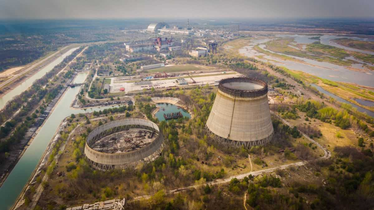 Niveaux Dangereux De Rayonnement Trouvés Dans Les Cultures De Tchernobyl