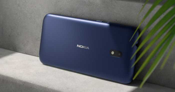 Le nouveau Nokia C1 Plus
