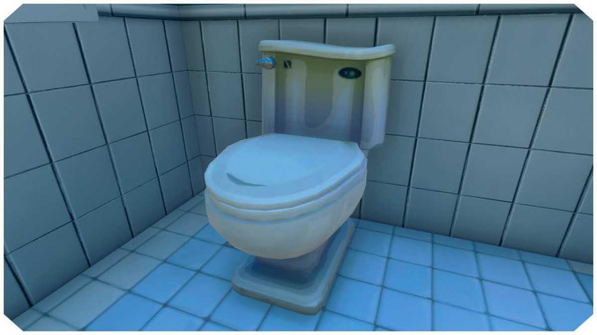 Où Détruire Les Toilettes Dans Fortnite Chapitre 2: Saison 5,