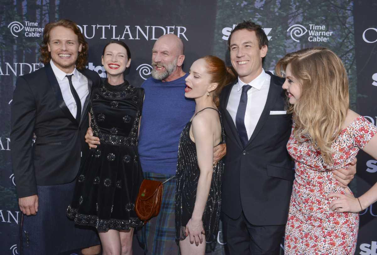 Casting Outlander