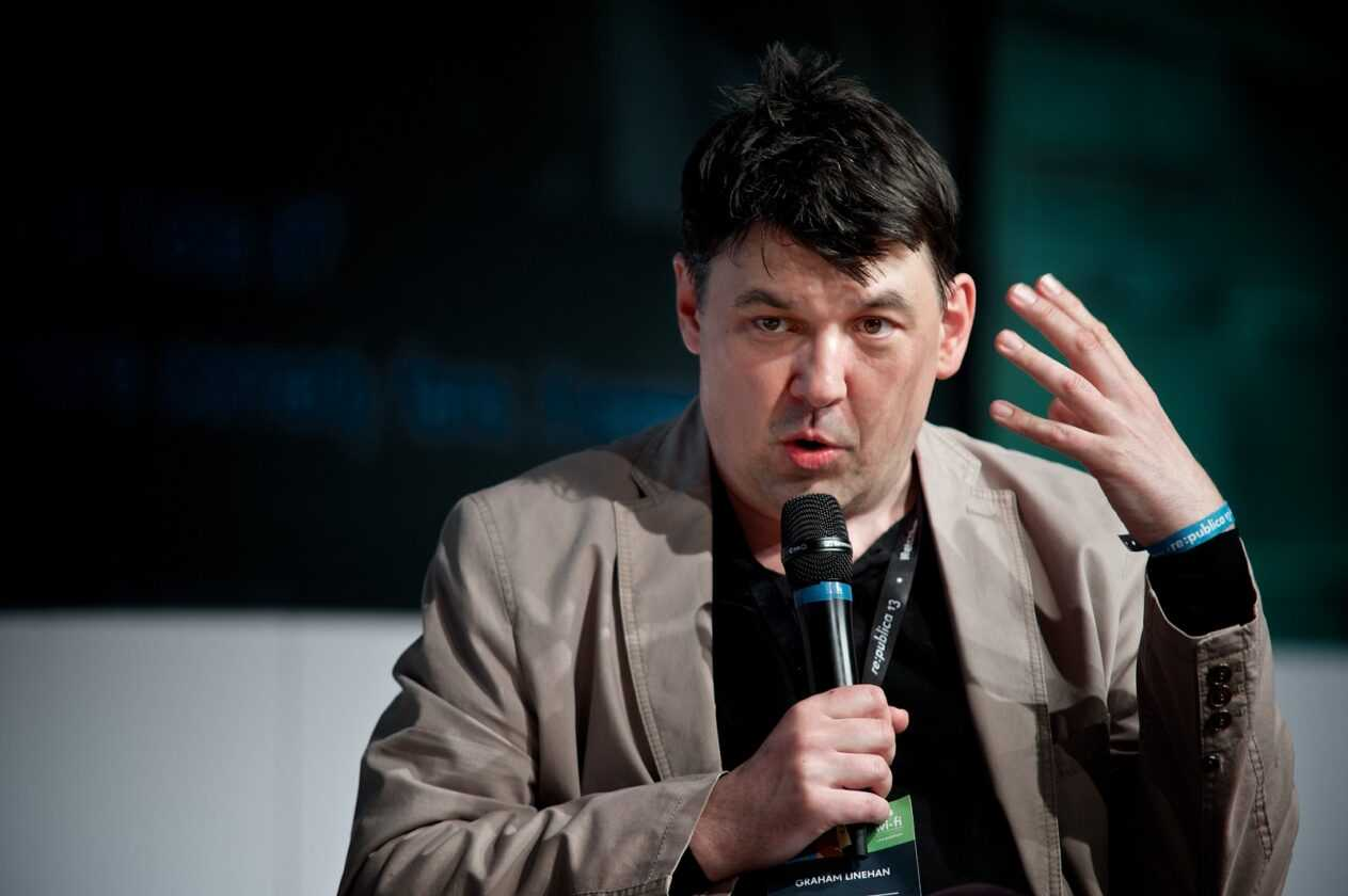 Oxford Union Invite Graham Linehan à Débattre De `` L'annulation