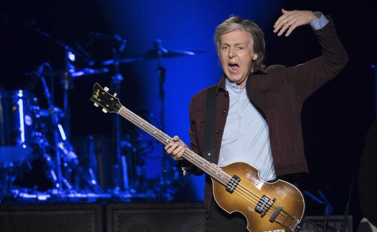 Paul Mccartney Lance Un Nouvel Album Pour Comprendre La Vie:
