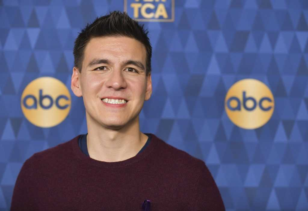 James Holzhauer of