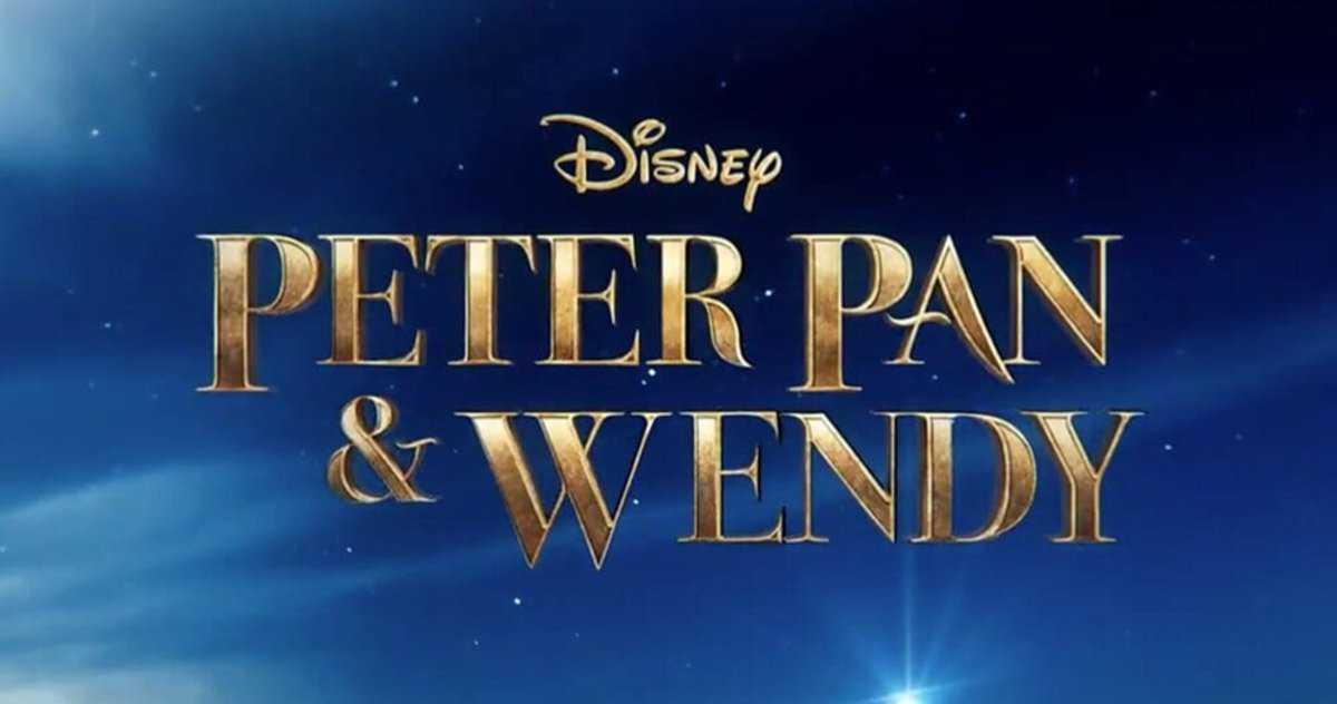 Peter Pan Et Wendy Teaser Annoncent Le Film D'action En