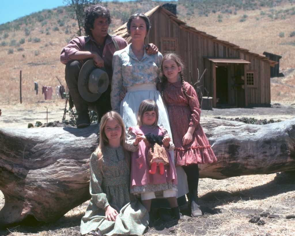Le casting de 'Little House on the Prairie'
