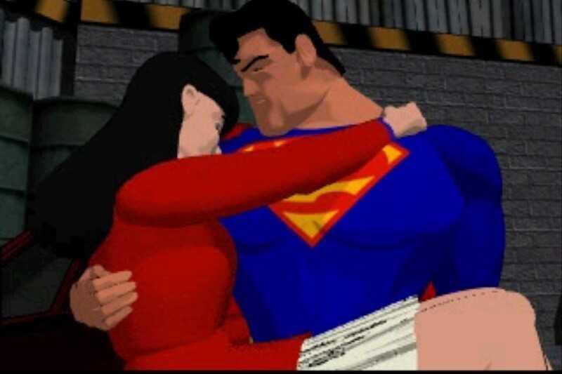 Playstation avait presque dans son catalogue une version du désastreux 'Superman 64': de nouvelles images et une bêta du jeu apparaissent