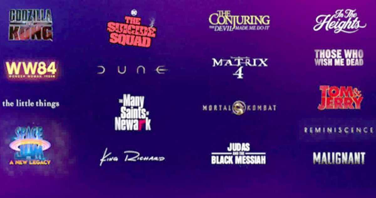 Pourquoi Warner Bros. N'a Pas Informé Les Cinéastes Du Plan