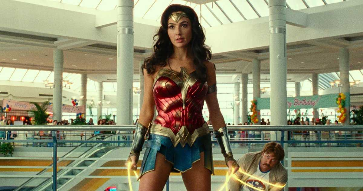 Pourquoi Wonder Woman 1984 Extended Cut Ne Vaut Pas La