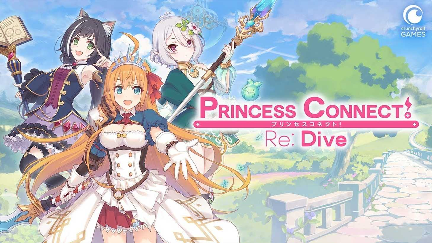 Princess Connect Re:Dive Will Have An English Global Mobile Release In 2021