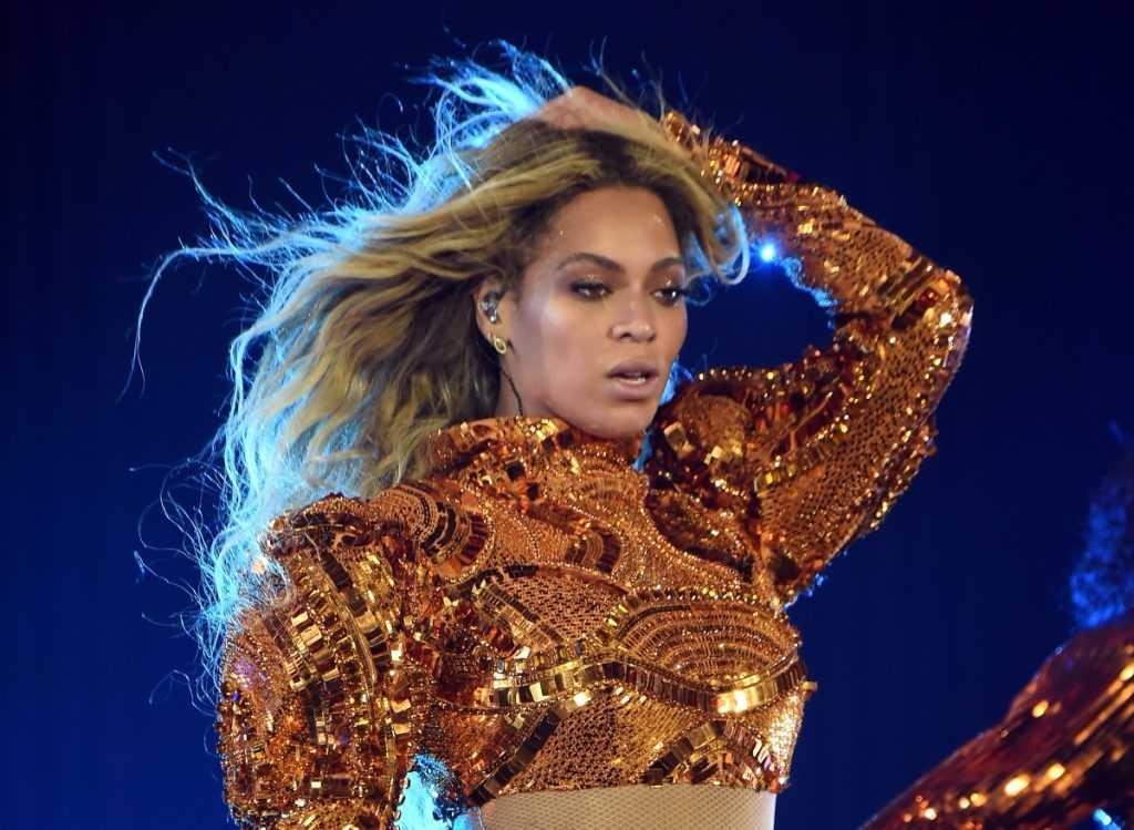 Beyoncé Formation tour