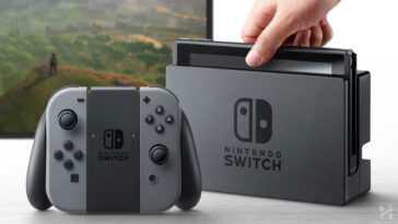 Quels jeux sortiront sur Nintendo Switch au mois de décembre?