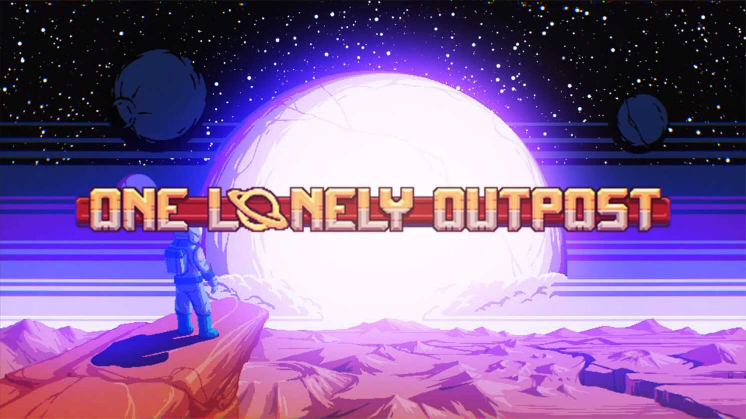 What Is One Lonely Outpost? A Game In The Style Of Stardew Valley, But On Mars
