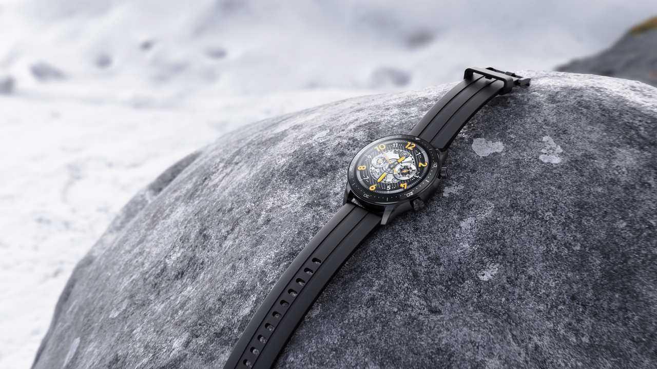 Realme Watch S Pro avec une autonomie de 14 jours, le moniteur de fréquence cardiaque fera ses débuts demain
