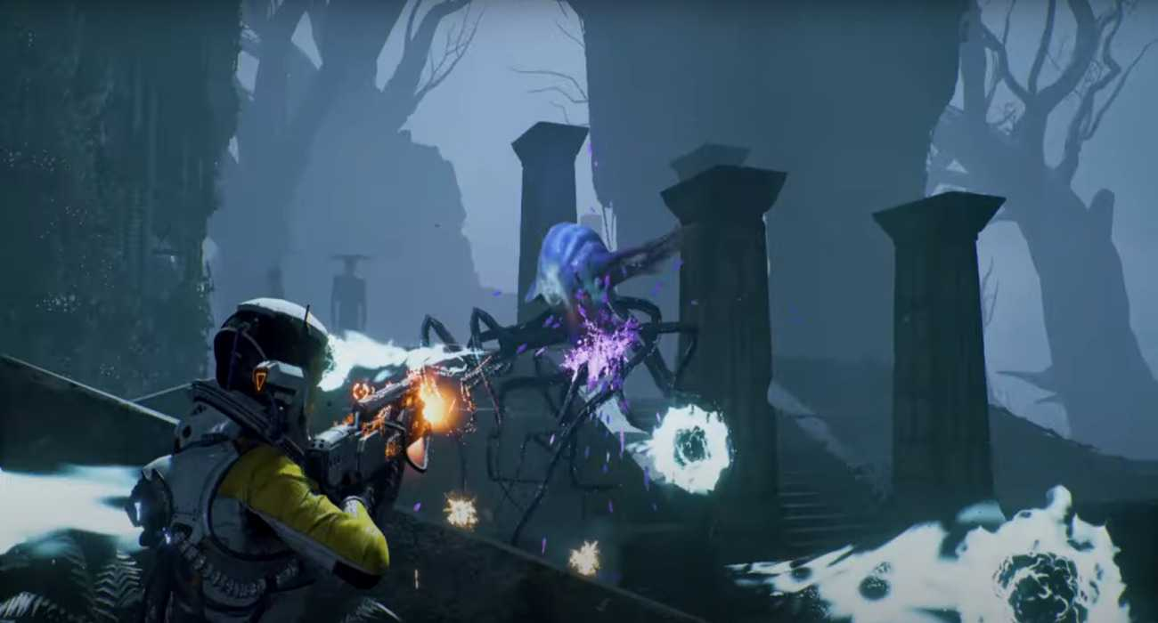 Returnal Has New Gameplay Footage Out Now Featured On The PS5