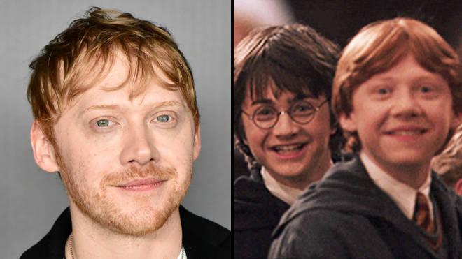Rupert Grint dit qu'il jouerait à nouveau Ron dans un nouveau film Harry Potter