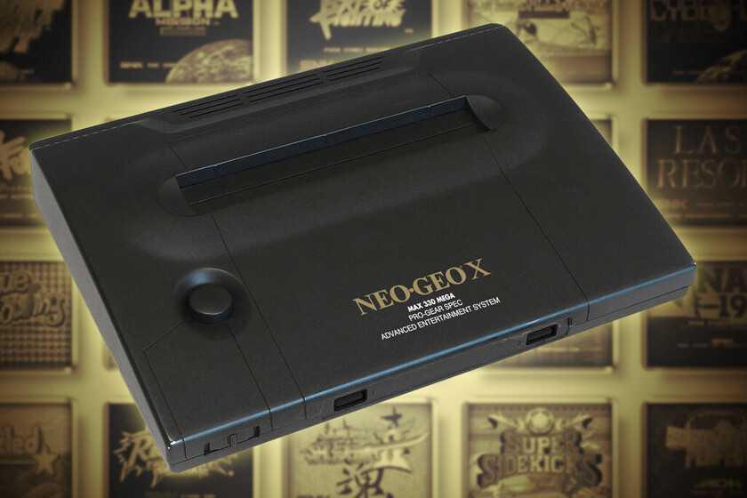 SNK nous donne de longues dents: ils promettent une nouvelle console pour 2021, et il y a des indications que cette Neo-Geo nous permettrait de jouer en ligne