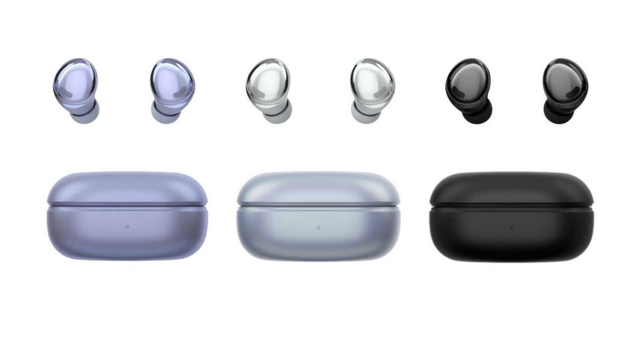 Samsung Galaxy Buds Pro peut être livré avec un son ambiant, une annulation active du bruit et plus encore