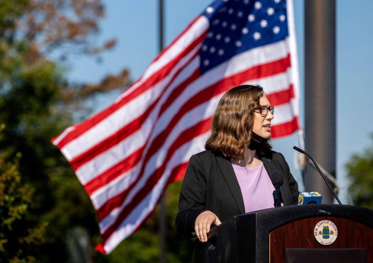 Sarah Mcbride Explique La Peur Ressentie Par Les Personnes Trans