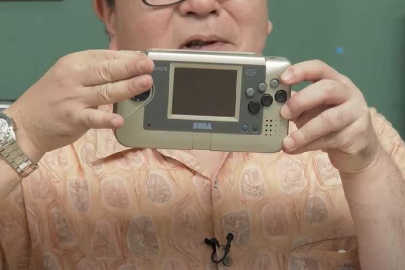 Sega dévoile le prototype d'un ordinateur portable qu'il a conçu dans les années 90 et qui finirait par devenir l'un de ses plus gros échecs: le Nomad