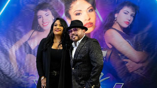 AB Quintanilla a toujours soutenu les productions basées sur sa sœur (Photo: Instagram)