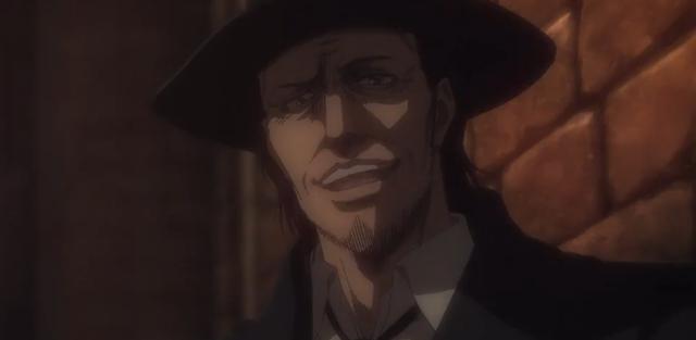 """Kenny apparaîtra dans le troisième épisode de la quatrième saison de """"Shingeki no Kyojin"""" (Photo: Crunchyroll)"""