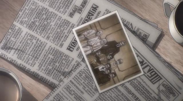 La famille Tybur sera vitale pour la victoire de Marley (Photo: Crunchyroll)