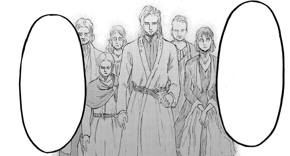 """""""Shingeki no Kyojin"""", la famille Tybur: quelle est son histoire, qui sont ses membres et pourquoi est-ce important dans """"Attack on Titan"""""""