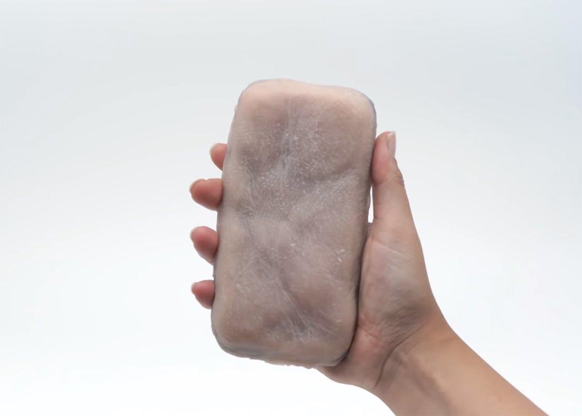 cas de peau humaine