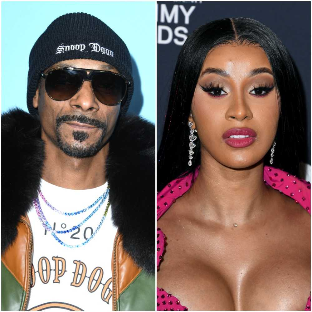 Snoop Dogg et Cardi B