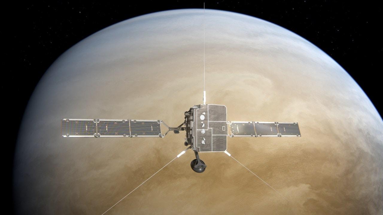 Solar Orbiter S'approche De Vénus Dans Un Survol, Effectue Des