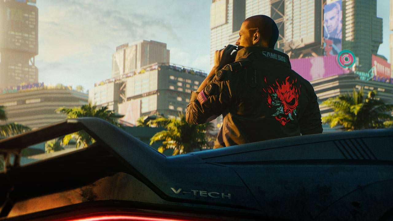 Sony Sort Cyberpunk 2077 Du Playstation Store; Les Clients Peuvent