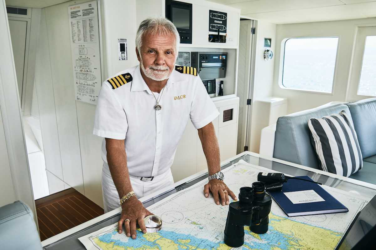 Capitaine Lee Rosbach