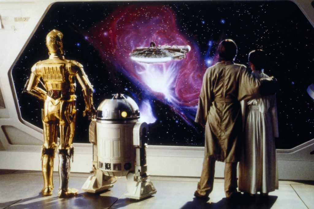 Sur le tournage de Star Wars: Episode V - L'Empire contre-attaque
