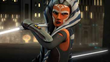 Star Wars: Pourquoi Les Sabres Laser D'ahsoka Sont Ils Blancs?