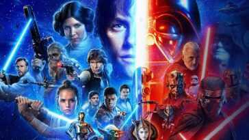 'Star Wars' et la chronologie de son univers