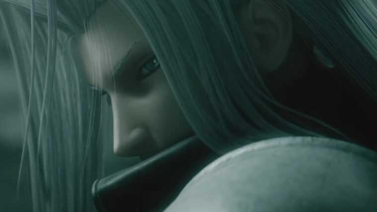 Sephiroth arrive dans Super Smash Bros. Ultimate