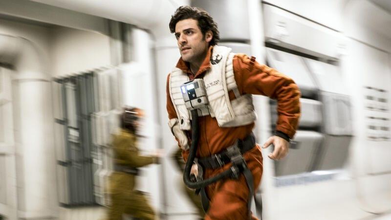 Surprise De Star Wars: L'acteur Poe Oscar Isaac Dans The
