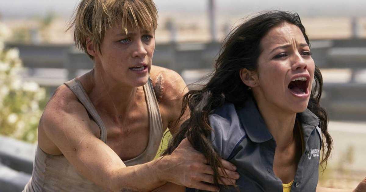 Terminator: Dark Fate Star Blâme L'échec Du Box Office Sur L'appétit