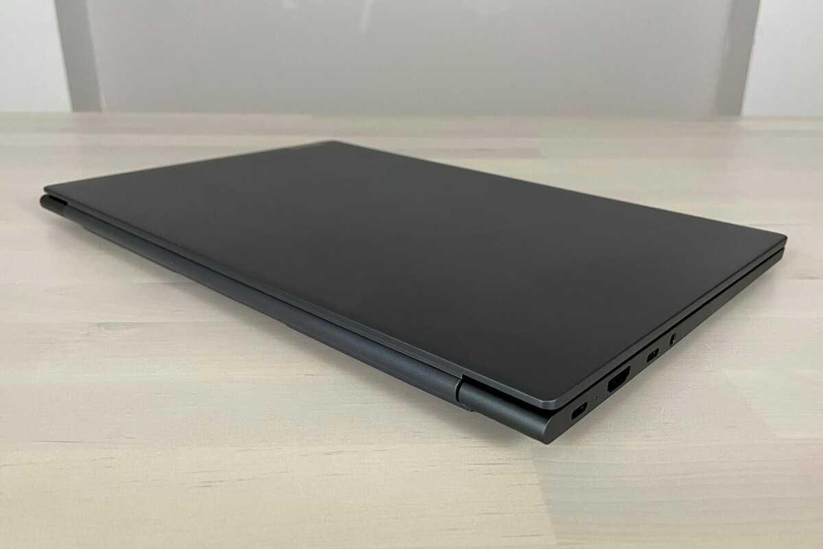 Test Du Lenovo Ideapad Slim 7: Rapide Et Abordable, Avec
