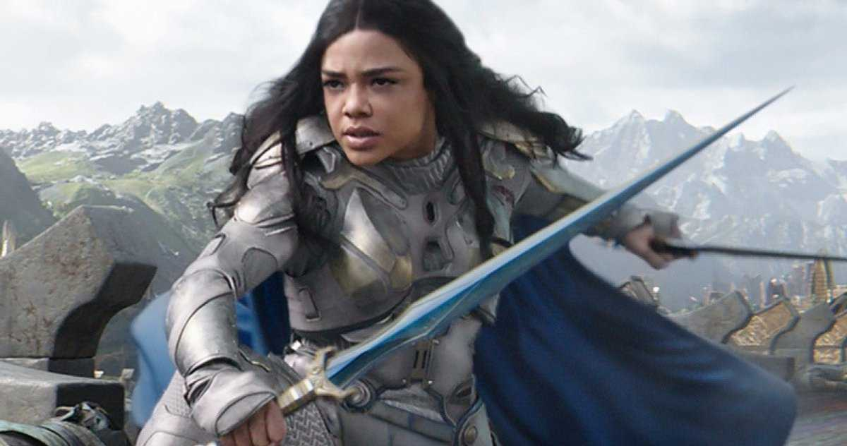 Thor 4 Star Tessa Thompson Tease De Nouveaux Personnages Mcu