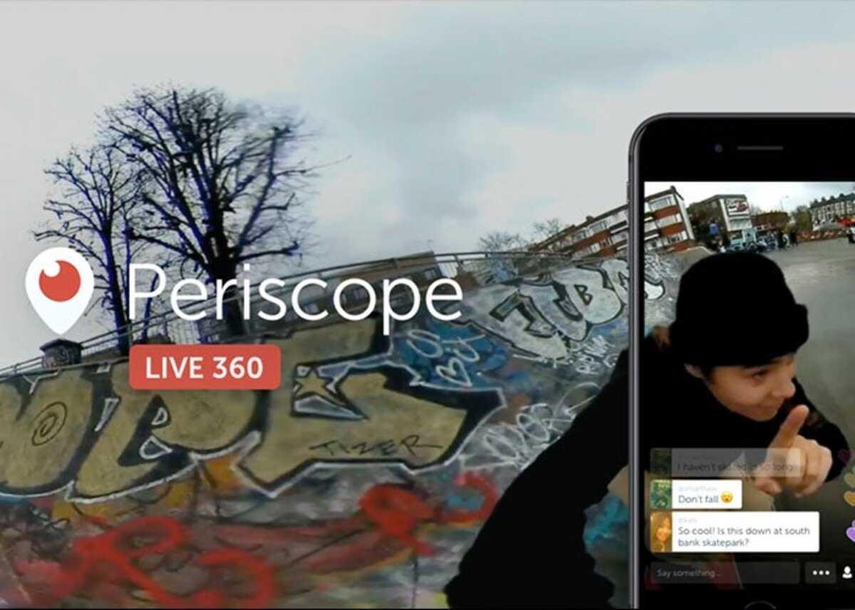 Périscope 360