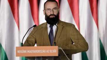 Un Eurodéputé Hongrois Démissionne Après Son Arrestation Lors D'une Soirée