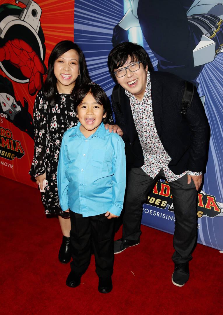 Ryan Kaji, 9 ans, la star la mieux payée sur YouTube, 29,5 millions de dollars