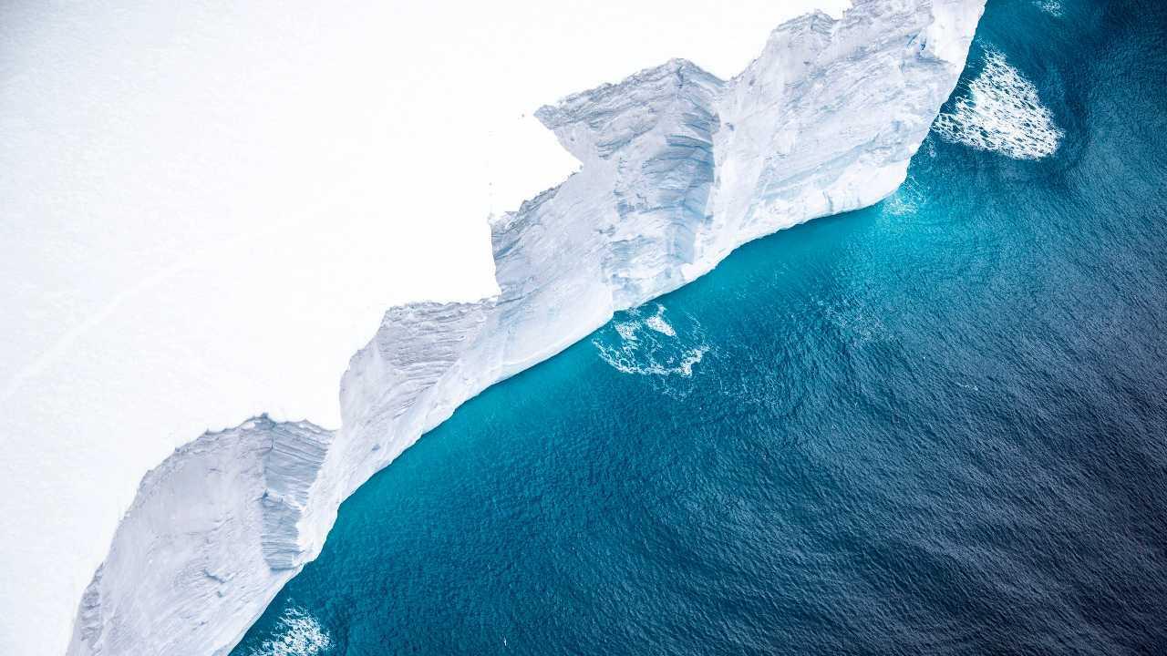 Une Nouvelle Expédition Examinera L'impact D'un Iceberg Géant Sur La