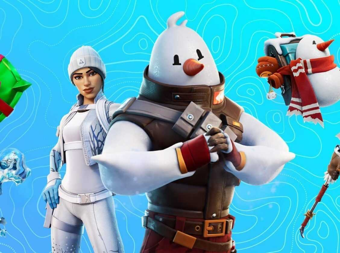 Voici Operation With The Flakes, L'événement De Noël Fortnite: Comment