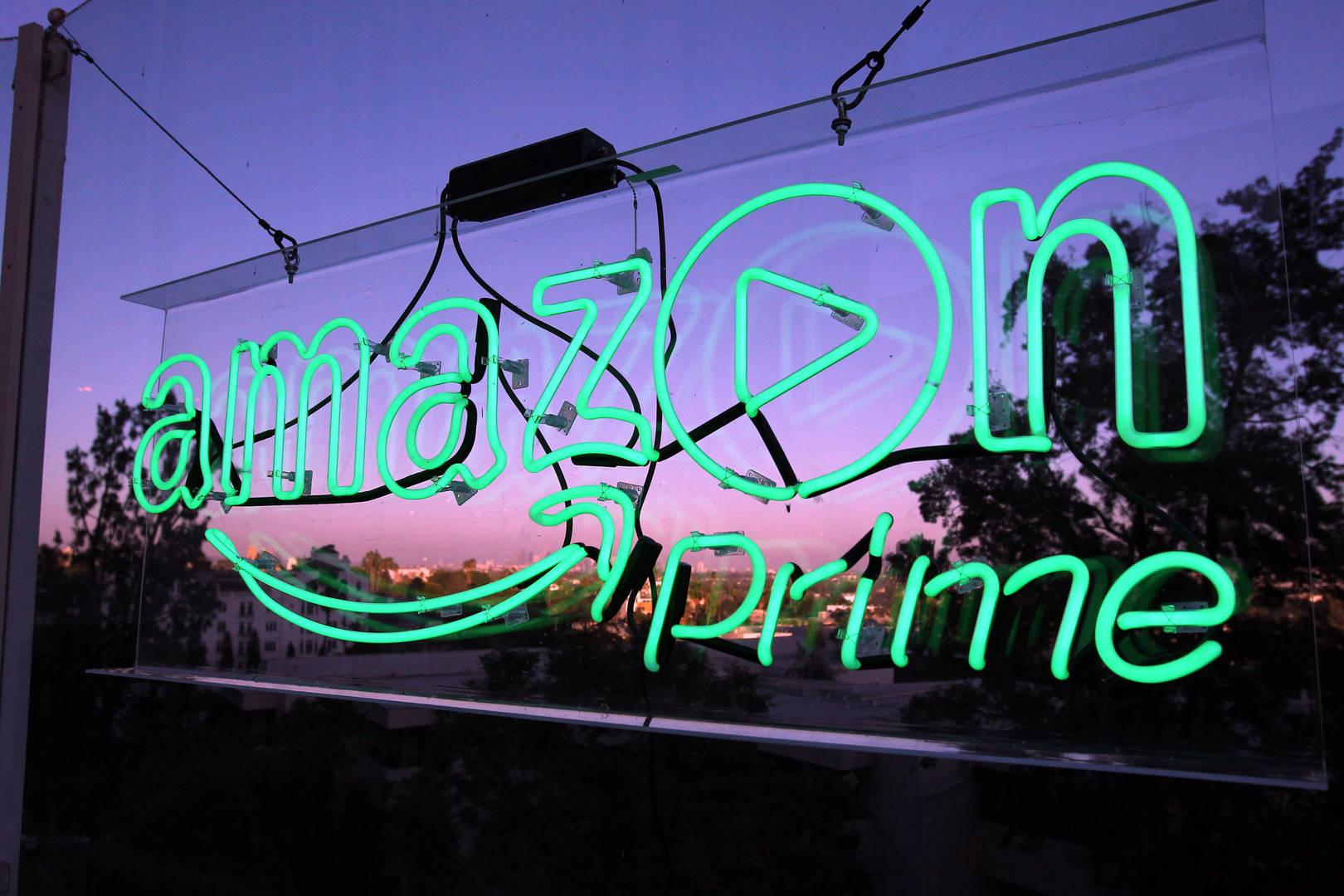 Amazon, en streaming